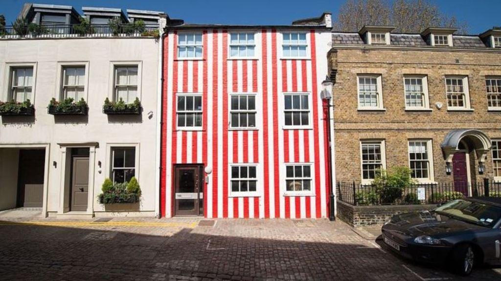 Algunos colores van a aumentar el precio de la casa, otros lo pueden disminuir. AFP