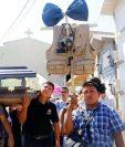 Los comunicadores Laurent Castillo y Luis de León fueron asesinados a principios de año. (Foto Prensa Libre: Hemeroteca PL)