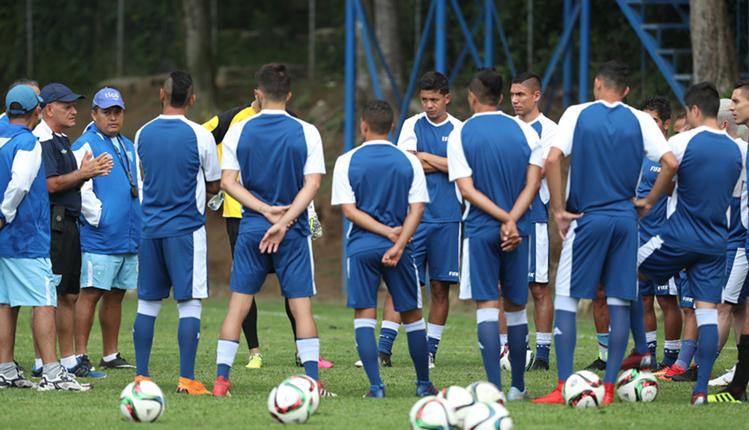 La Selección de Guatemala enfrentará a selecciones de centroamérica en sus primeros amistosos de 2019. (Foto Prensa Libre: Hemeroteca PL)