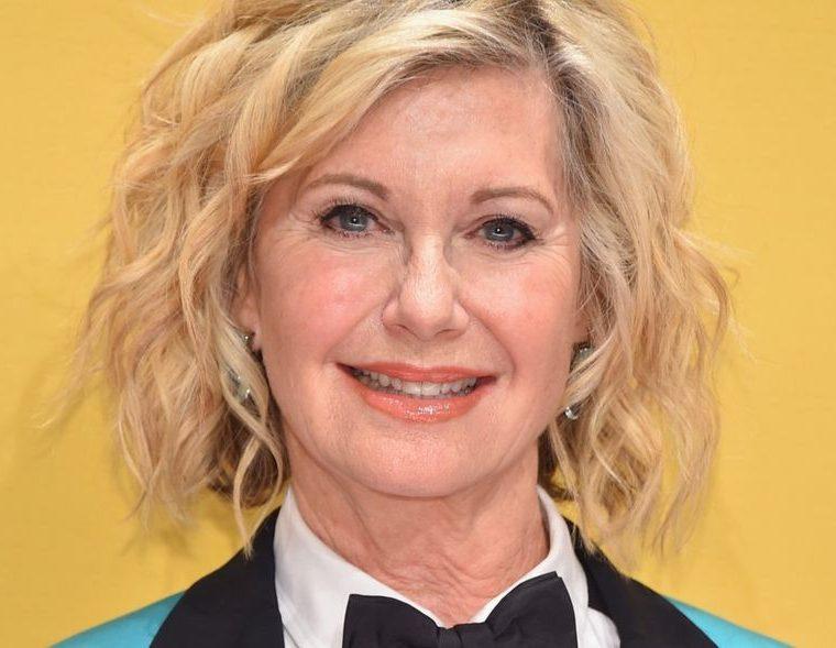 Olivia Newton-John sufre un dolor severo en la espalda a causa del cáncer. (Getty Images).