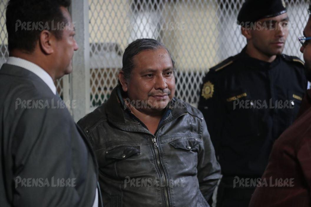 Capturan a dirigente indígena Pedro Esquina con US$15 mil sin declarar