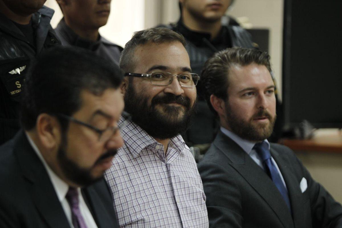 Javier Duarte acepta ser extraditado a México