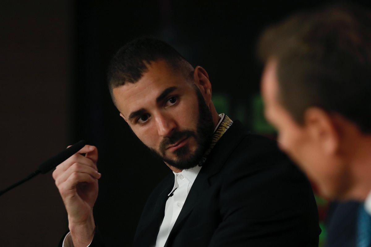 """Benzema firma con Real Madrid hasta 2021: """"Quiero retirarme aquí"""""""