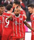 El Bayern es uno de los equipos más temidos de Europa. (Foto Prensa Libre: EFE)