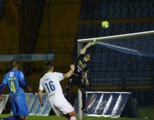 Comunicaciones ganó pero sigue sin convencer a su afición en este Torneo Clausura 2018. (Foto Prensa Libre: Francisco Sánchez)