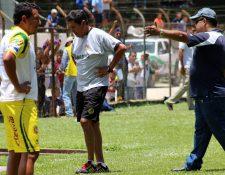 Francisco Melgar tuvo una mala campaña al frente de Guastatoya. (Foto Prensa Libre: Hemeroteca PL)