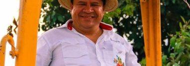 Ángel Amado Pérez Xitumul, alcalde de Rabinal, Baja Verapaz, fue ultimado en febrero del 2017. (Foto Prensa Libre: Hemeroteca)