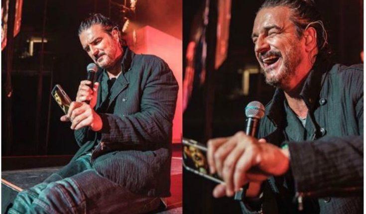 """Ricardo Arjona comenzó su gira """"Circo Soledad"""" en en mayo de 2017, en Toluca, México. (Foto Prensa Libre: Instagram)"""