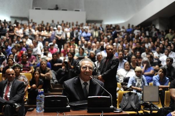 El general  José Efraín Ríos Montt busca que se declare la amnistía por  genocidio y contra la humanidad.