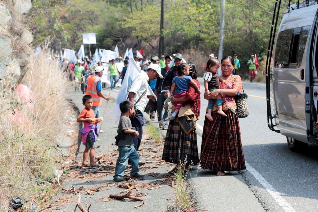 Pobladores exigen proteger los recursos naturales