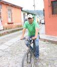 El uso de bicicleta se ha incrementado en Xelajú.(Foto Prensa Libre: María José Longo)