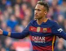 Neymar parece estar cada vez más cerca del PSG. (Foto Prensa Libre: Hemeroteca PL)