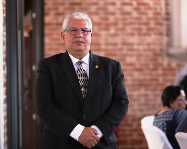 Jorge Dávila integró el directorio de la SAT y ha sido docente universitario. (Foto Prensa Libre)