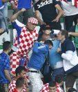 La Policía croata aseguró que dispone de informaciones de que varios grupos de aficionados radicales están preparando incidentes (Foto Prensa Libre: tomada de internet)
