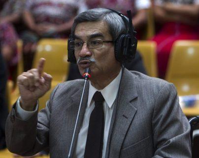 Sala rechaza apelación contra absolución de José Mauricio Rodríguez Sánchez por caso de genocidio