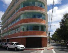 La comisión realizó una visita al edificio que se adquirió durante la gestión de la exfiscal Thelma Aldana. (Foto Prensa Libre: Érick Ávila)