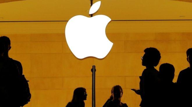 Apple alcanzó este jueves un valor de US$1 billón en bolsa. FOTO: REUTERS
