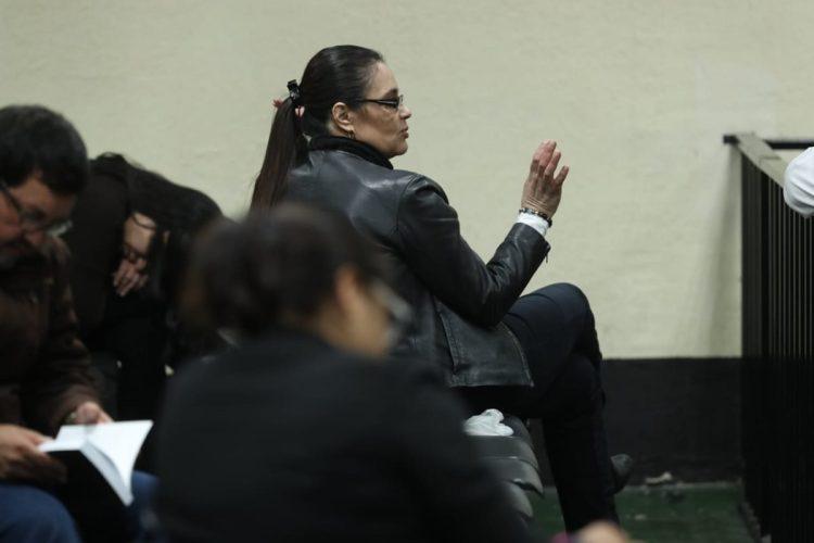 """La ex vicepresidenta, Ingrid Roxana Baldettí Elías, era conocida en la estructura como """"la Jefa o la Mera Mera"""", indicó el tribunal."""