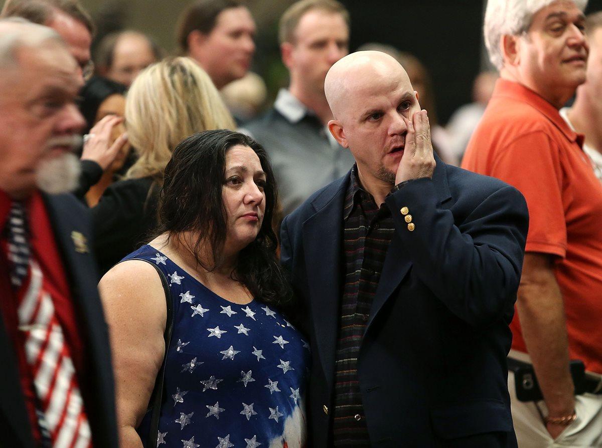 Larga espera de resultados en Arizona.