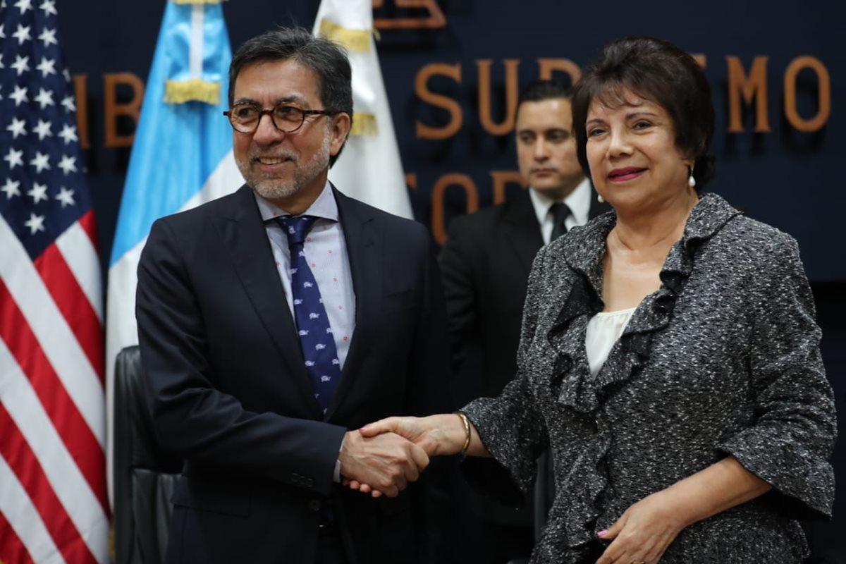 Convenio entre EE. UU. y el TSE busca transparentar elecciones en Guatemala