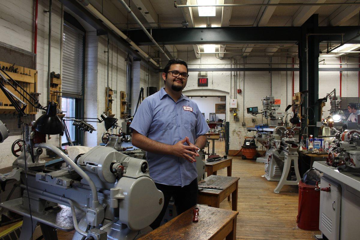 Cómo funciona la impresora 3D del guatemalteco Juan Carlos Noguera