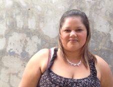 Daysi Roxana Palma murió a causa de la violencia en Atescatempa, Jutiapa. (Foto Prensa Libre: Tomada de Facebook).