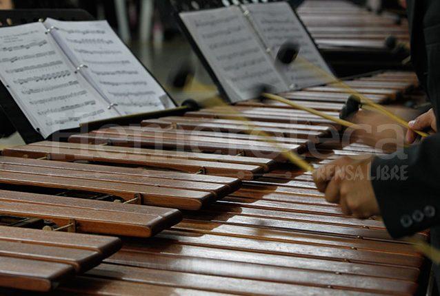 La marimba es el instrumento nacional por excelencia. (Foto: Hemeroteca PL)