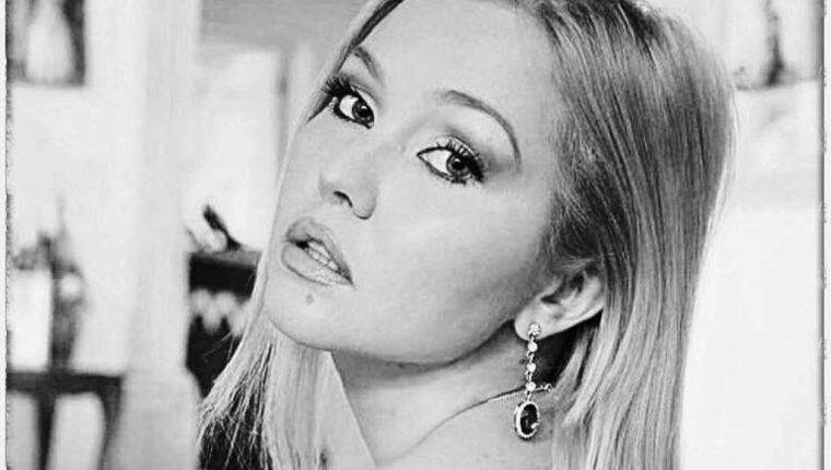 <p>Según la productora Aven Media, Anastasia es la rusa más famosa de Guatemala. (Foto Prensa Libre: Facebook)</p>