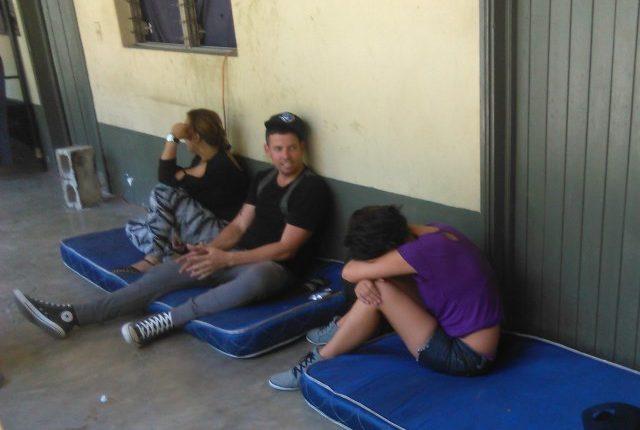 Los indocumentados fueron asistidos por el Instituto Nacional de Migración. Imagen referencial. (Foto Prensa Libre: Hemeroteca PL)