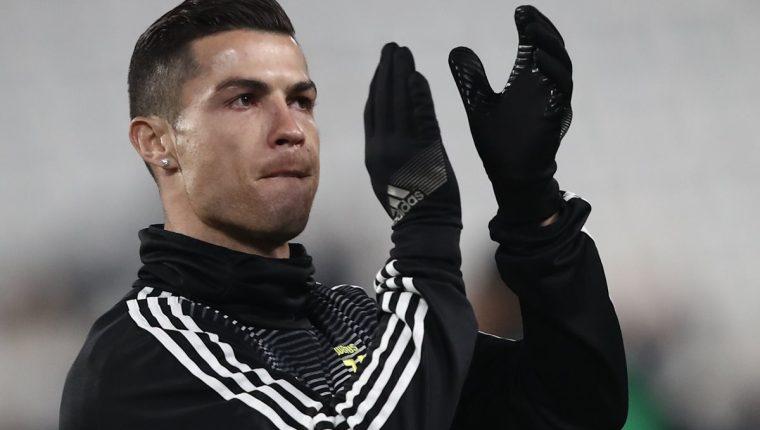 Cristiano Ronaldo está de descanso y podrá disfrutar de las fiestas de fin de año con tranquilidad. (Foto Prensa Libre: AFP)
