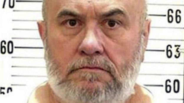 Tennessee electrocutó a Edmund Zagorski en noviembre. AFP