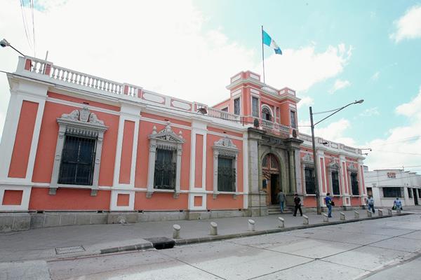 El Tribunal Supremo Electoral. (Foto Prensa Libre: Hemeroteca PL)