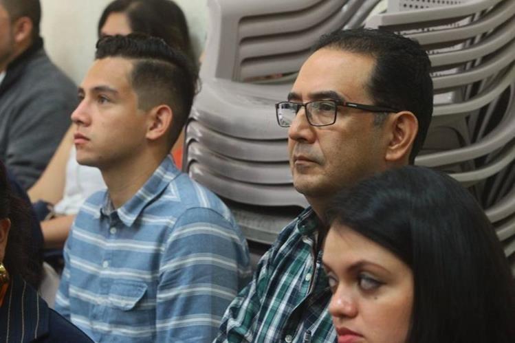 Tribunal concede permiso al hijo y hermano del presidente para que viajen a Israel. (Foto Prensa Libre: Hemeroteca PL)