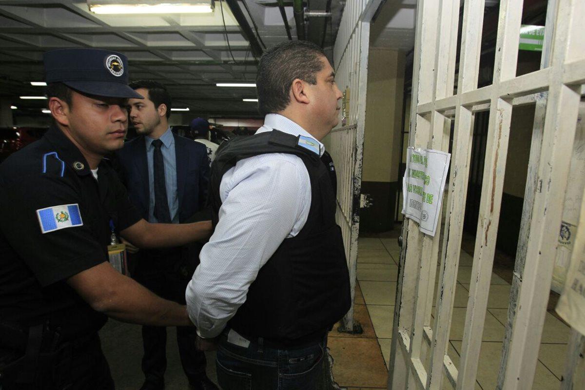 Juan Carlos Monzón pide más seguridad