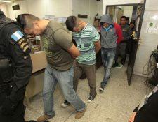 Foto del operativo en el correccional Las Gaviotas del 7 de julio de 2015. (Foto Prensa Libre: HemerotecaPL)