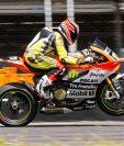 Marcos Reichert se impuso en la primera fecha del Campeonato Nacional de Motovelocidad. (Foto Prensa Libre: cortesía Gabriel López)