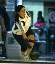 Sofía Granda representará a Guatemala por quinta ocasión en unos Juegos Panamericanos. (Foto Prensa Libre: Hemeroteca PL)