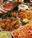Durante la celebración del Día del Cariño y los encuentros deportivos se acostumbra a comer en exceso. (Foto Prensa Libre: alcalapbro)