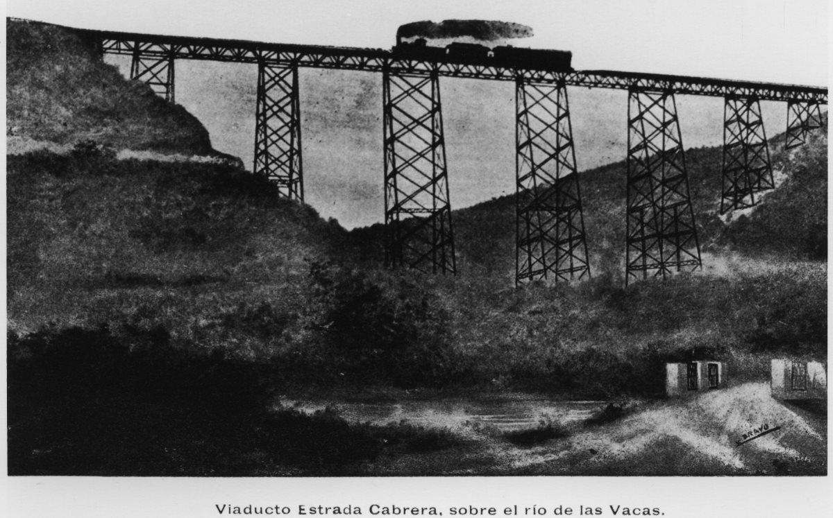 1884: se inaugura el ferrocarril