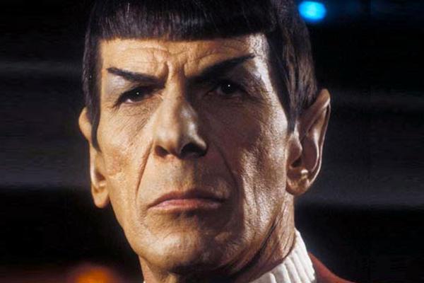 Leonard Nimoy nació en Boston, en 1931, y se hizo famoso por su papel de señor Spock, en Star Trek.