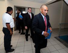 Juan Carlos El Pin Plata es la cara deportiva del Comité de Regularización de la Fedefut, que tomó el control del futbol nacional ayer.