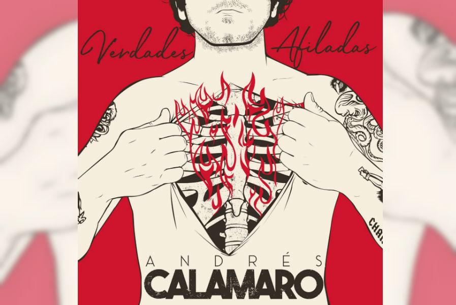 """Andrés Calamaro sorprende a sus seguidores y presenta el tema """"Verdades afiladas"""""""