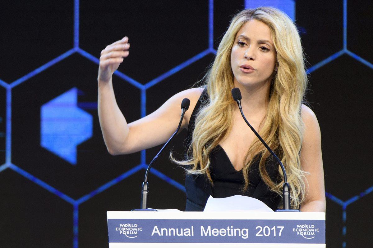 Shakira podría tener problemas de alopecia