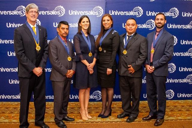Universales presentó a los Guatemaltecos Ilustres