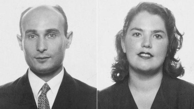 Joan Pujol, que aparece en la imagen con su esposa Araceli, fue un agente doble que ayudó a engañar a los nazis sobre las operaciones del Día D. PA