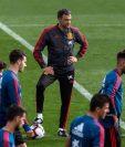 España deberá esperar el resultado del juego entre Inglaterra y Croacia, para conocer su futuro. (Foto Prensa Libre: EFE)