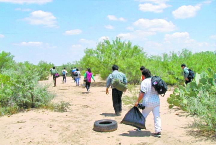 Crece cifra de familias del Istmo en frontera de EE.UU.