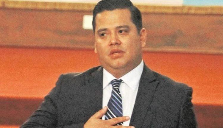 Claus Marvin Mérida Jiménez es investigado por la Fiscalía de Delitos Electorales. (Foto Prensa Libre: Hemeroteca)