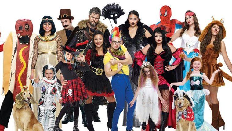 Halloween es una celebración en la que las personas se disfrazan de diversos personajes, tanto de ficción como reales. (Foto Prensa Libre: HemerotecaPL)