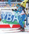 Ekaterina Avvakumova es una de las atletas rusas que decidió cambiarse de nacionalidad. (Foto Prensa Libre: Hemeroteca)
